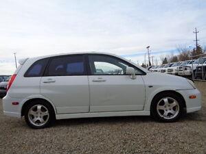 2004 Suzuki Aerio SX SPORT--- AWD---ONE OWNER---ONLY 126,000KM