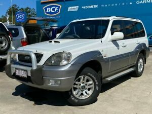 2006 Hyundai Terracan HP MY06 5 Speed Manual Wagon Greenslopes Brisbane South West Preview