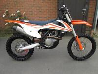 KTM SX 450 F SXF 2016 MX MOTOCROSS @ RPM OFFROAD LTD