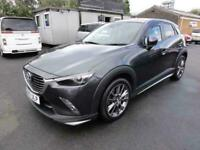 Mazda CX-3 2.0 SKYACTIV-G GT Sport Auto (s/s) 5dr SUV Petrol Automatic