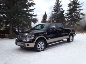 2013 Ford F-150 SuperCrew King Ranch Pickup Truck