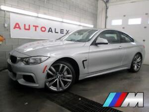 2014 BMW 435i xDrive M SPORT NAVIGATION CAMERA 360 MAGS 19 COUPE