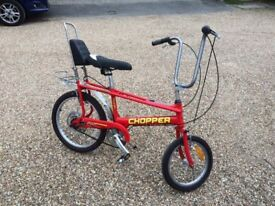 Raleigh Chopper Mk3 - Full Working Order - Ready for Xmas!!