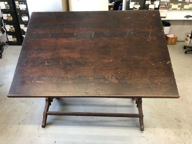 Drafting Table - OVERSIZED! Measures 5
