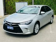 2015 Toyota Camry ASV50R Atara S Silver Pearl 6 Speed Automatic Sedan Kenwick Gosnells Area Preview