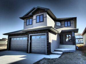 Need 4 Bedrooms Upstairs? New Allard Home with Triple Garage
