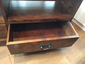 Laura Ashley Garrett Media Unit and Coffee Table