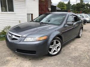 2005 Acura TL ***158,000km*** CUIR / TOIT OUVRANT / MAGS !!!