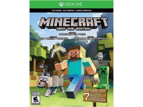 Купить Microsoft Xbox One S - Xbox One S 500GB Console - Minecraft Favorites Bundle