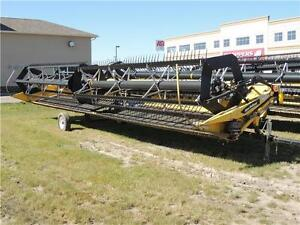 2004 New Holland 94C - 36', x-auger, transport, CR/CX/AFX adapt