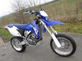 YAMAHA WR 450 F WRF 2007 SUPERMOTO / ENDURO ROAD LEGAL MX MOTOCROSS GREEN LANE