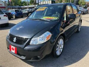 2009 Suzuki SX4 Sedan Sport....ECONOMICAL...PERFECT COND.
