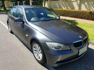 2008 BMW 320i E90 08 Upgrade Grey 6 Speed Auto Steptronic Sedan Prospect Prospect Area Preview