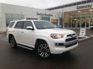 2016 Toyota 4Runner Limited 7 Pass, Leather, Heated Seats, Sunro