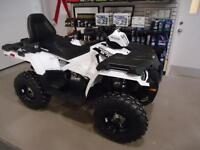 POLARIS SPORTSMAN 570 TOURING USAGE