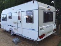 Caravan Stunning Fleetwood Melody Sonata touring Van