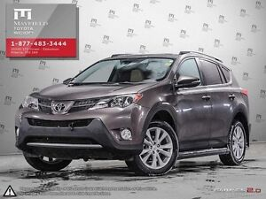 2014 Toyota Rav4 Limited technology package All-wheel Drive (AWD