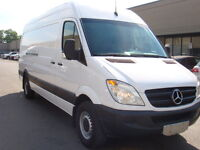 2008 Dodge Sprinter 2500 Minivan, Van