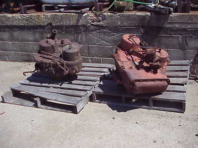 Clark Transfer Case For Michigan Loader 55 75
