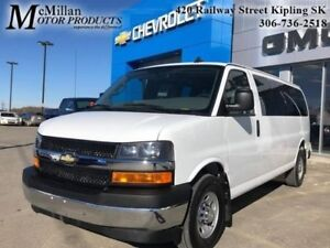 2017 Chevrolet Express Passenger LT w/1LT  LOW KMS