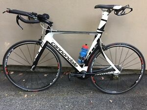 Vélo Triathlon Cannondale Slice 105