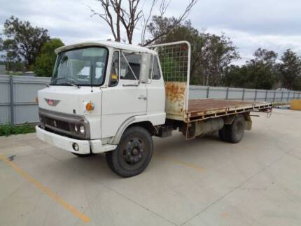 hino body truck tray back not tipper