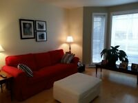 3 Closed Bedrooms- Furnished-Walk to Metro station, shops, etc.