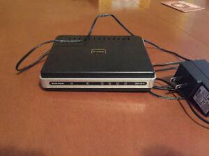 router D-link ber-2310