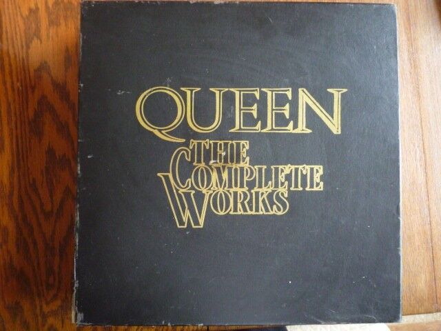 Queen – The Complete Works QB 1 14 × Vinyl, LP, Remastered Box Set £150 ONO