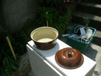 Glazed Caserole Dish