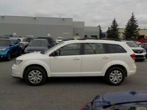 2016 Dodge Journey 7 PASS CANADIAN VALUE PKG