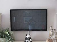 """Panasonic Viera 42"""" plasma tv."""