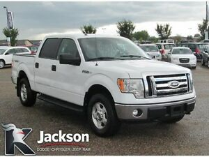 2011 Ford F-150 XLT truck 4x4- Bluetooth, A/C, Cloth Bench!
