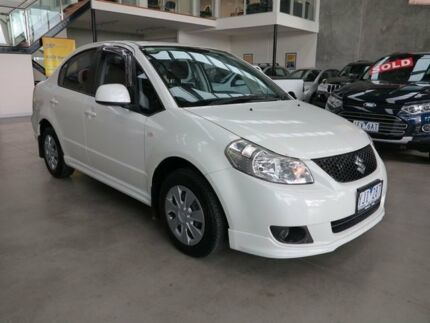 2007 Suzuki SX4 GYC GLX 4 Speed Automatic Sedan Essendon Moonee Valley Preview