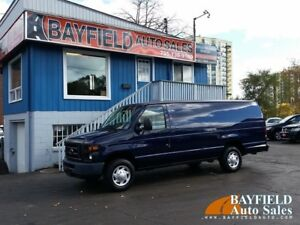 2012 Ford Econoline E-150 Extended Cargo **Air/Power Group/Remot