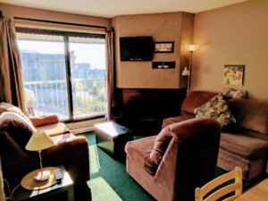 Big White 1 bedroom condo ready for summer rental