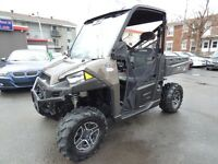 "2013 POLARIS RANGER XP 900 (AUTOMATIQUE, 4X4, ""SIDE BY SIDE""!!!)"
