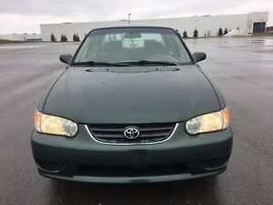 2002 Toyota Corolla LE | DRIVES GREAT | WARRANTY INCLUDED