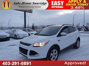 2015 Ford Escape SE AWD EcoBoost Leather B.Cam Bluetooth