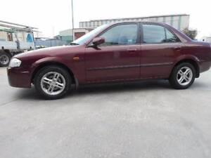 1999 Mazda 323 Sedan Port Macquarie Port Macquarie City Preview