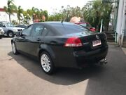 2010 Holden Commodore VEII International Black 4 Speed Auto Active Select Sedan Winnellie Darwin City Preview