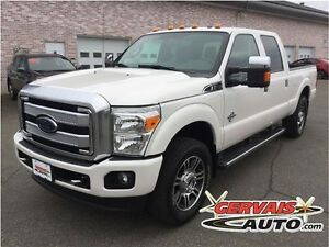 Ford F-250 Platinum 4x4 Diesel Navigation Cuir Toit Ouvrant M 20