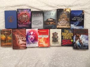 TEEN / YOUNG ADULT BOOKS PERFECT CONDITION