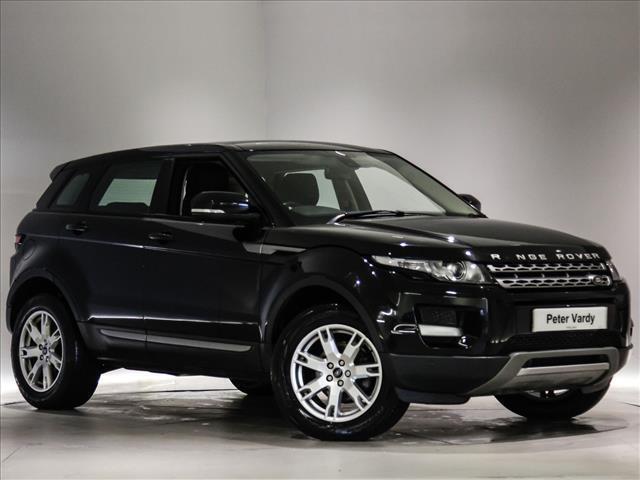 2013 land rover range rover evoque diesel in edinburgh. Black Bedroom Furniture Sets. Home Design Ideas