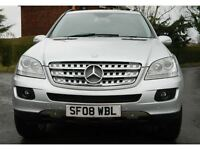 Mercedes-Benz ML320 CDI SE 7G-Tronic