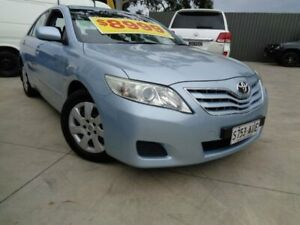 2009 Toyota Camry ACV40R MY10 Altise Blue 5 Speed Automatic Sedan Enfield Port Adelaide Area Preview