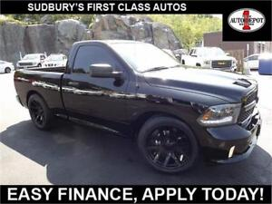 2014 Ram 1500 Express CUSTOM!! ONLY 5,794 KMS!!