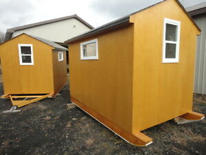 NEW 6.5 x 9.5 Ice Fishing Huts / Shed