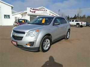 2011 EQUINOX !!ALL WHEEL DRIVE!!!