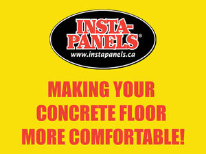 Why heat the concrete when all you need to do is insulate? Belleville Belleville Area image 4